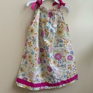 Hanna Anderson floral dress 4